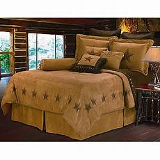 western bedding set