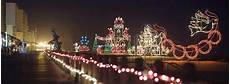 Boardwalk Lights At Virginia Beach Virginia Beach Boardwalk At Christmas Ride On The