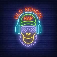 testo rap testo al neon rap della vecchia scuola e scimmia