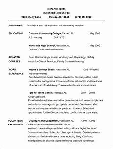 Chronological Resume Template Free Chronological Resume Template 25 Free Samples Examples