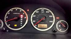 2002 Honda Crv Srs Warning Light Honda Crv Civic Turn Off Maintenance Required Light How