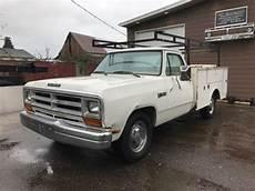 1987 Doge D250 Service Truck Ex Navy Base Truck For Sale