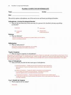 Psychsim 5 Classical Conditioning Worksheet Answers Free