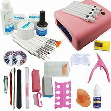Nail Care Tools Valuable Combo Nail Art Kit Professional Salon Grooming