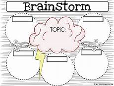 Brainstorming Template Day 1 Are Your Students Research Ready Libguides At