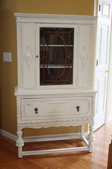 gorgeous vintage china cabinet