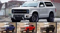 2020 Ford Bronco Detroit Auto Show by 2020 Ford Bronco Review