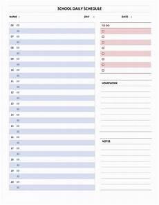 Daily Task Calendar Template Daily Task Calendar Word Template Daily Calendar