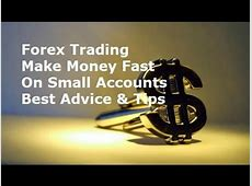 Forex Trading Make Money the Golden Rules to Trade Forex
