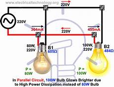 How To Make Light Bulb Brighter Which Bulb Is Brighter When The Series Is Parallel And