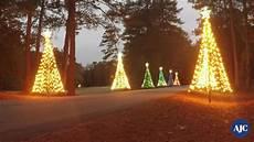 How Long Is Callaway Gardens In Lights Video Watch Callaway Gardens In Lights Light Up