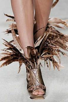 Designer Shoes With Feathers Feather Footwear By Nicholas Kirkwood Featherstore