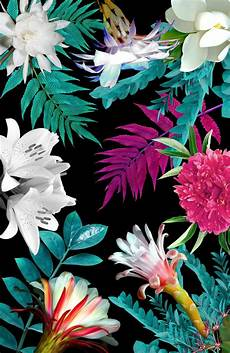 tropical floral iphone wallpaper pin by cristina gherman on wallpapers in 2019 pattern