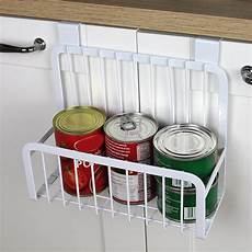 kitchen cabinet hanging rack iron shelves hanging wire