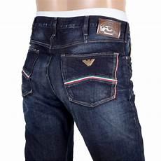 Mens Fit Designer Jeans Uk Regular Fit Mens Designer Jeans By Armani Jeans Uk