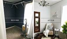 100 room makeover master closet edition 1915 house