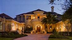 mediterranean luxury with outdoor living room 83401cl