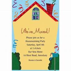 Housewarming Invitation Samples Custom Housewarming Invitations Party City