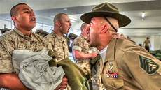 Marines Corps Drill Instructor Marine Corps Boot Camp Drill Instructors From Hell Youtube