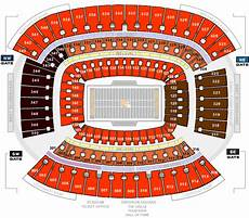 Hob Cleveland Seating Chart Cleveland Browns Seating Chart Map At Firstenergy Stadium