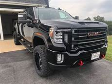 2020 Gmc 2500 Lifted by Mike Wolk Has A Beast Of A 2020 Gmc 2500hd At4