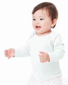 infant sleeve shirt canvas 105 infant baby rib sleeve infant