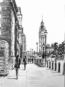 City Building Sketches Cityscapes In Ink Arttutor