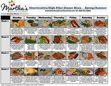 diverticulitis menus martha s senior gourmet