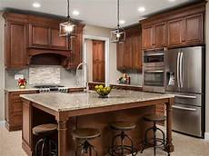 ideas for top of kitchen cabinets fabuwood wellington cinnamon kitchen cabinets solid wood