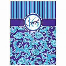 Light Blue Sweet 16 Invitations Sweet 16 Birthday Invitation Turquoise Purple Stripes