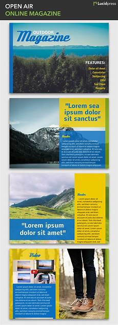 Magazines Layout Ideas 14 Magazine Layout Design Ideas For Your Inspiration