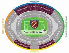 Olympic Stadium London Seating Chart West Ham United Vs Crystal Palace 08 12 2018 Football