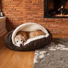 snoozer cozy cave bed