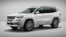 2020 Jeep Commander by 2019 Jeep Grand Commander Fully Unveiled At Beijing Motor
