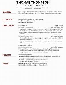 Perfect Font For Resumes Letter Size Good Resume Examples Resume Fonts Resume