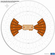 Frank Erwin Center Seating Chart Seat Numbers Frank Erwin Center Texas Seating Guide Rateyourseats Com