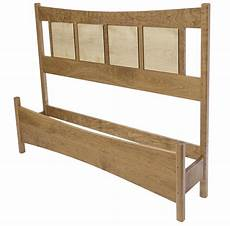southern joinery mid century modern bed southern joinery