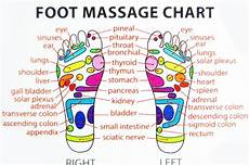 Reflexology Chart Left Foot Reflexology Therapy For The Soul Paolo Da Floresta