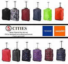 easyjet cabin suitcase easyjet ryanair trolley cabin luggage carry on