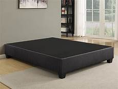 bed in a box platform bed no boxspring required