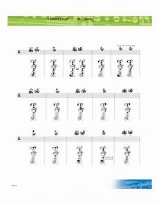 Oboe Chart Oboe Chart Example Free Download