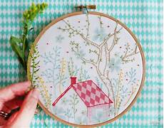 embroidery gifts embroidery wall house warming gift gift for