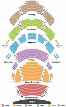 Kc Symphony Seating Chart Kauffman Center For The Arts Seating Chart Amp Maps Kansas