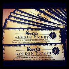 Golden Ticket Invitation Golden Ticket Invitation Mommytipsbycole