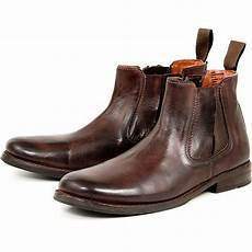 bed stu taurus ii s leather boots ankle new