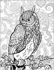 Ausmalbilder Eulen Schwer 63 Malvorlage Mandala Schwer Coloring And Malvorlagan