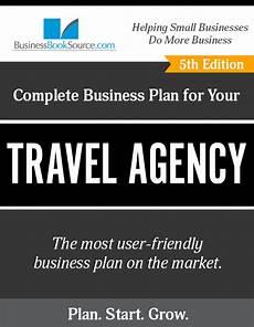 Sample Travel Agency Business Plan Travel Agency Business Plan Start Your Own Travel Agency