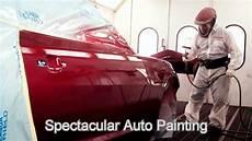 Auto Body Painter Giant Motors Auto Body Amp Paint Shop Body Shop Collision