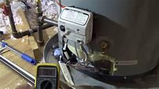Honeywell Water Heater Control Valve No Light Bad Water Heater Troubleshoot The Honeywell Gas Valve And