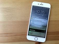 How To Get The Light Notification On Iphone Get To Know Cover Sheet Ios 11 S New Notification Center